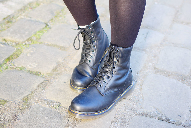 How To Wear Doc Marten Boots J for Jen