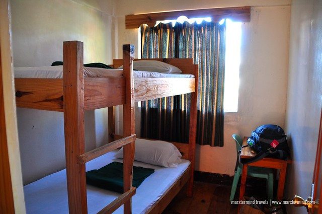 Alabama Inn Room Sagada
