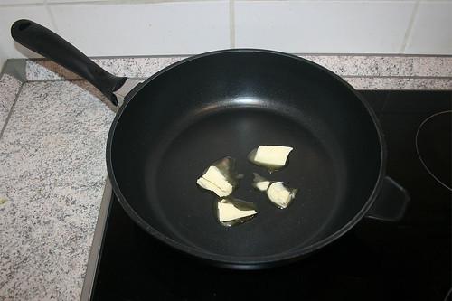 24 - Butterschmalz zerlassen /