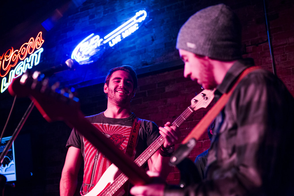 Dylan Bloom Band | Lincoln Exposed 2015
