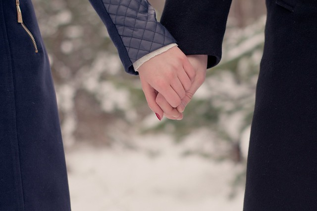 Couples in Winter