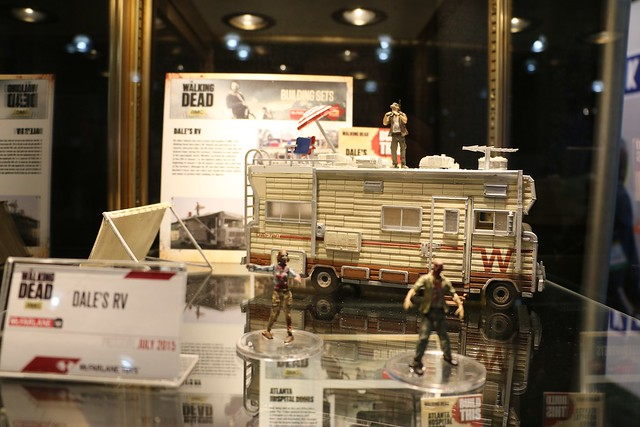 MacFarlane Toys - New York Toy Fair 2015