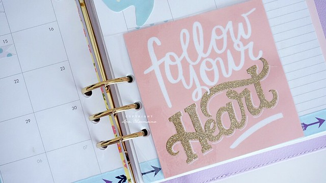 DIY Planner Dividers & Journal Cards