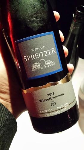 Spreitzer Wisselbrunnen Riesling