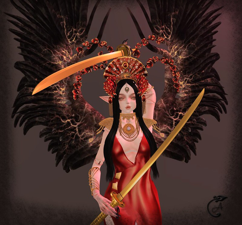 Harpy geisha 1