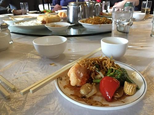 February 18 #dailylunches - Dim sum at Yangtze