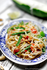 Green Papaya Salad - Som Tam