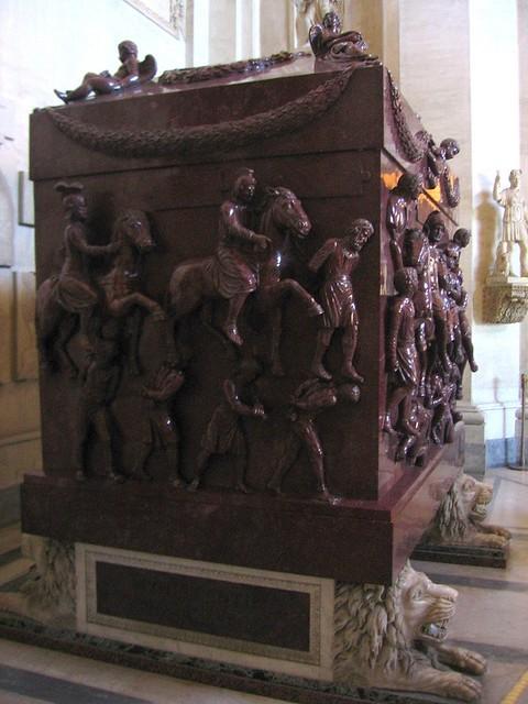 sarcofagul Sfintei Helena