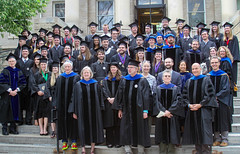 CU Geography May 6, 2016 Commencement