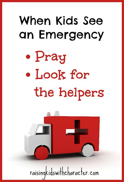 What To Do When Kids See and Emergency