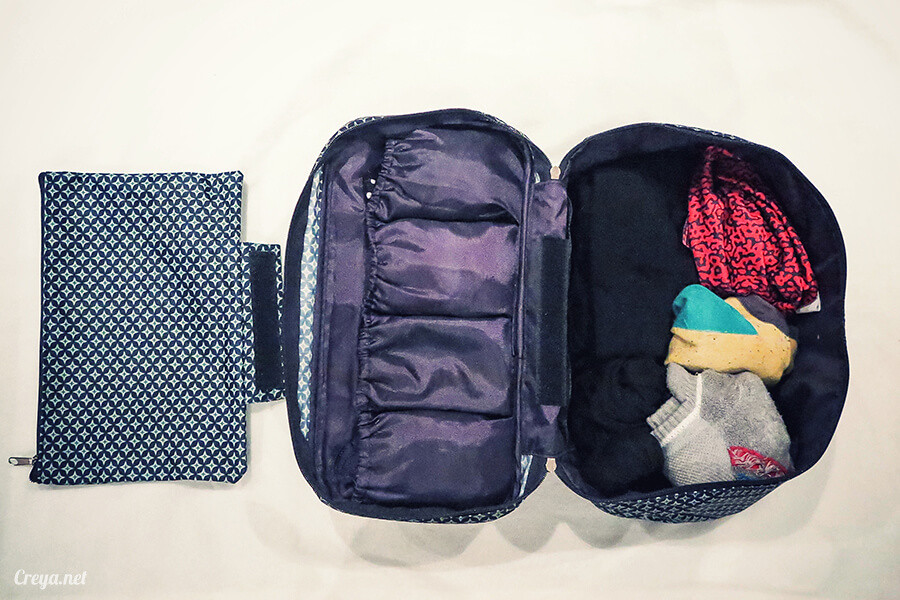 2016.05.21 ▐ 紐到天涯海腳 ▐ 打工度假(或長程旅行)該如何打包?行李準備的經驗談 13