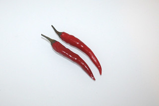 11 - Zutat Chilis / Ingredient chilis