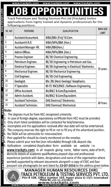 Career Opportunities in Petroleum Sector