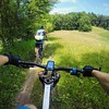 Having a great time on the trail! #mountainbiking #crosscountry #visitswitzerland by @pgart