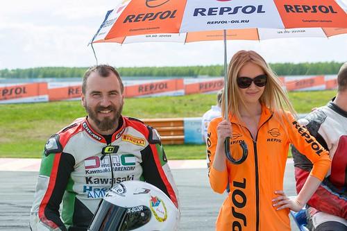 RSBK - Repsol выводит российский мотоспорт на мировой уровень