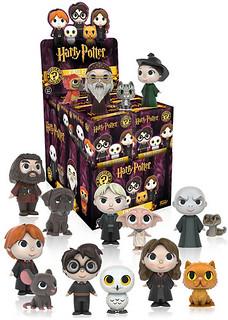 FUNKO 盒抽系列【哈利波特】第一彈!『ハリー・ポッター』シリーズ1