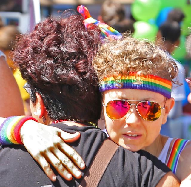 Colorful Hug