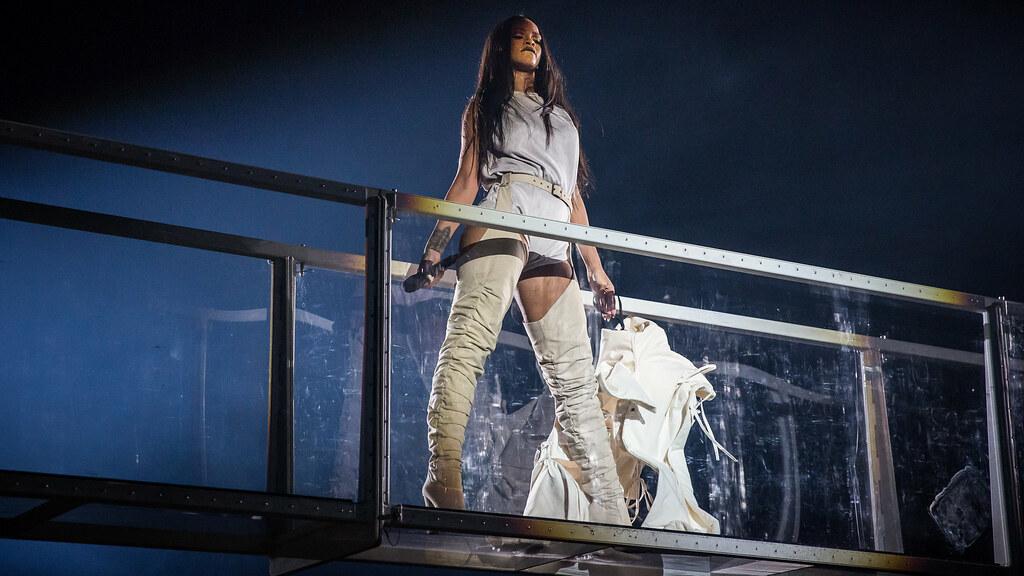Rihanna, Telenor Arena 2016
