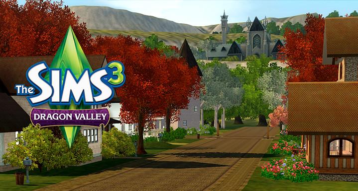De Sims 3 Dragon Valley
