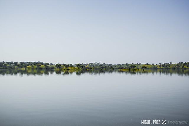 Gran Lago Alqueva, Portugal