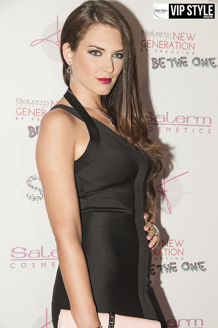 Salerm Cosmetic Francina New Faces Generation @ BCN Teatre Grec - Photocall