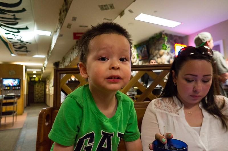2013 Leavenworth Drive for Children's Hospital
