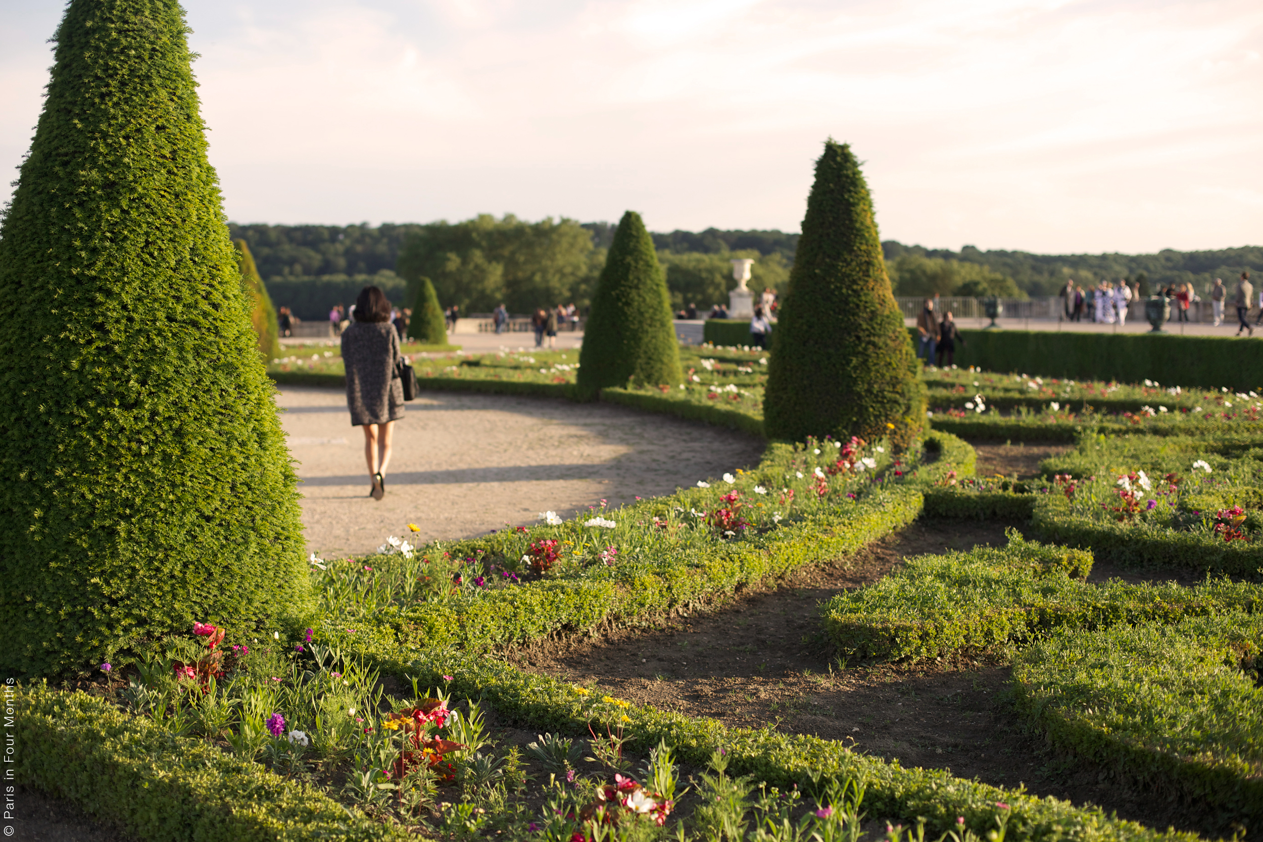 An Evening in Versailles