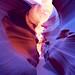 Antelope Slot Canyon by RickrPhoto