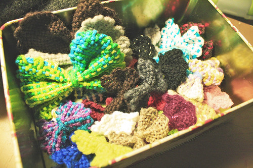 Box of bows