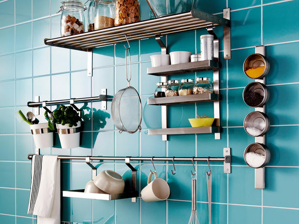Kitchen organizer ideas