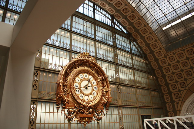 The Unobvious Beauty of The Musée d'Orsay – The Everywhereist