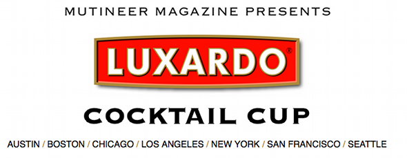 2013 Luxardo Cocktail Cup