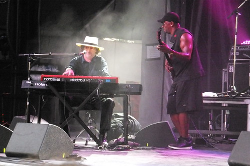 Jon Cleary Trio at Ottawa Bluesfest 2013