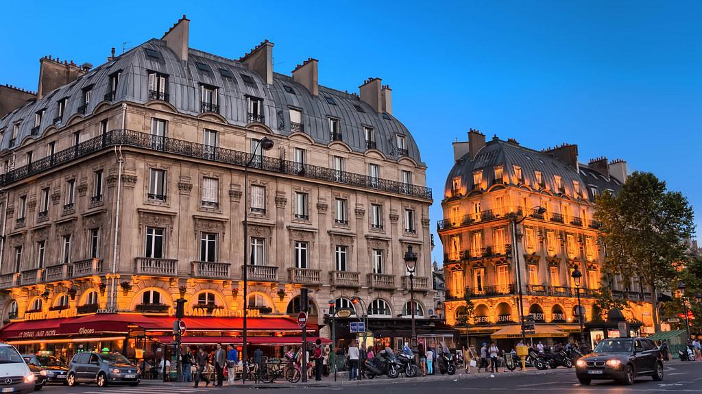 Cafe Le Depart St.-Michel