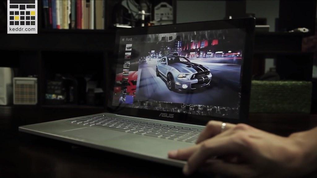 """Asus N550JV nešiojamas kompiuteris - 15.6"""", Intel i7-4700QM, 8GB ..."""