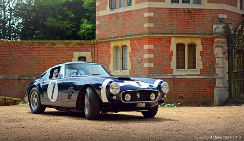 Clive Beecham's 1961 Ferrari 250 GT SWB #2735GT Part 5