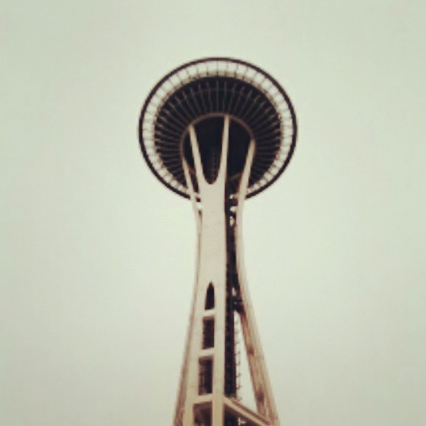 Seattle Love. #augustbreak2013