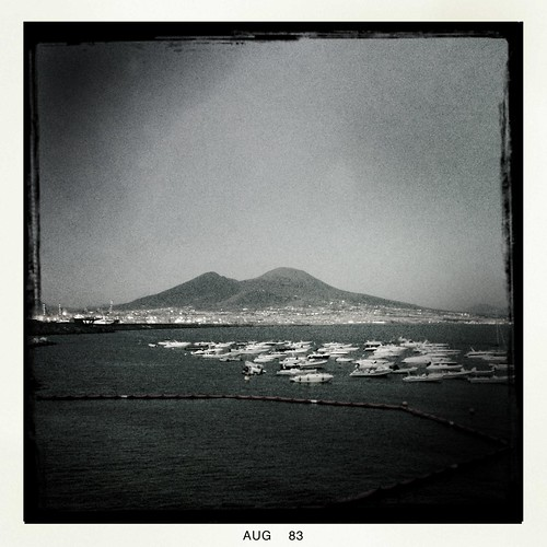 Vesuvio by Davide Restivo