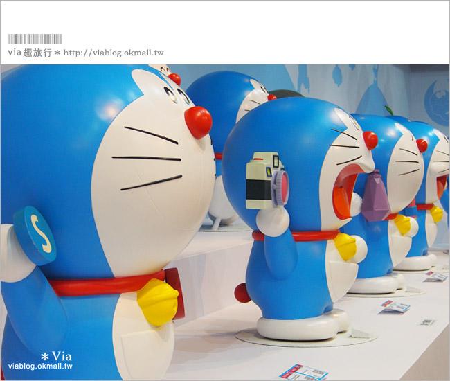 【高雄哆啦a夢展覽2013】來去高雄駁二藝術特區~找哆啦A夢旅行去!17