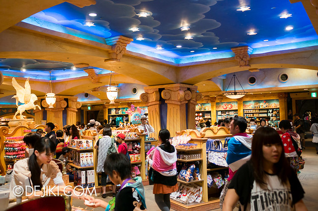Tokyo DisneySea - Mediterranean Harbor / Emporio
