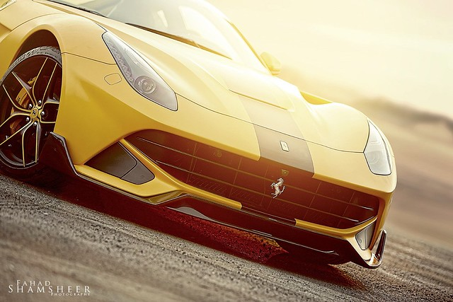 DMC F12 Middle East Special Edition