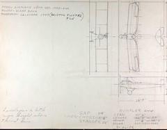 Rumpler C-IV Model Sketch