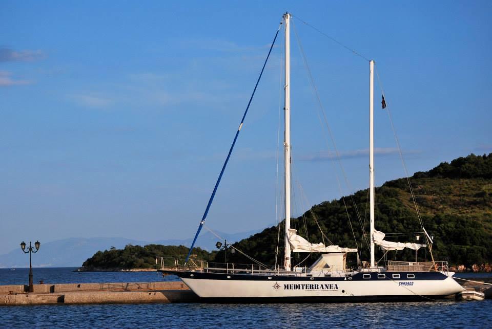 Mediterranea - Trizonia - Golfo di Corinto 2013