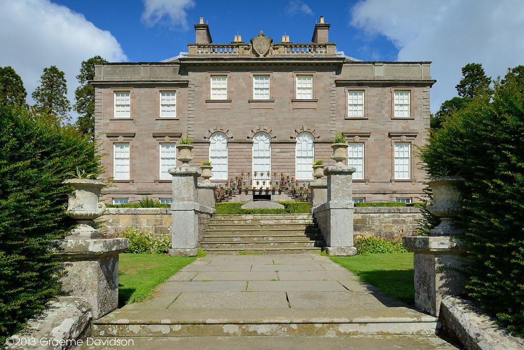 Kinnaird estate montrose