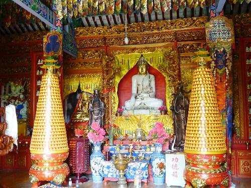 Yunnan13-Lijiang-Temple et Édifices (5)