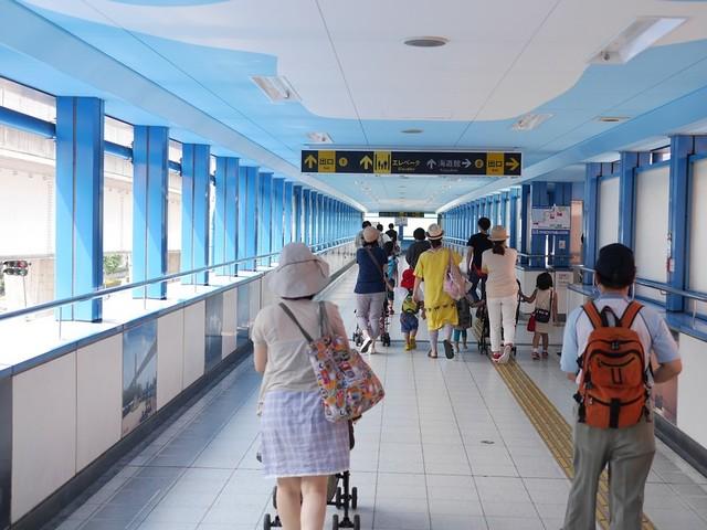 大阪港車站