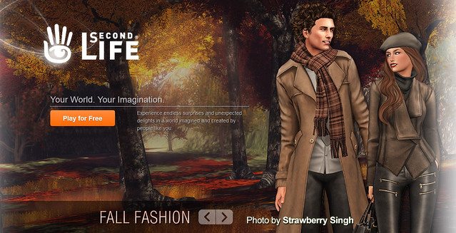SecondLife.com - Fall Fashion