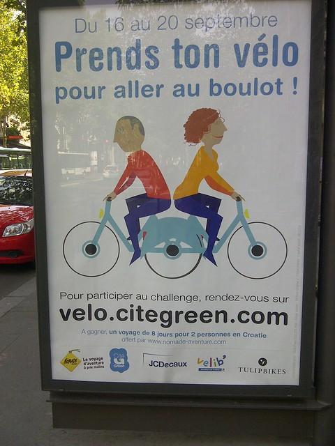 Paris - semaine de la mobilité 2013