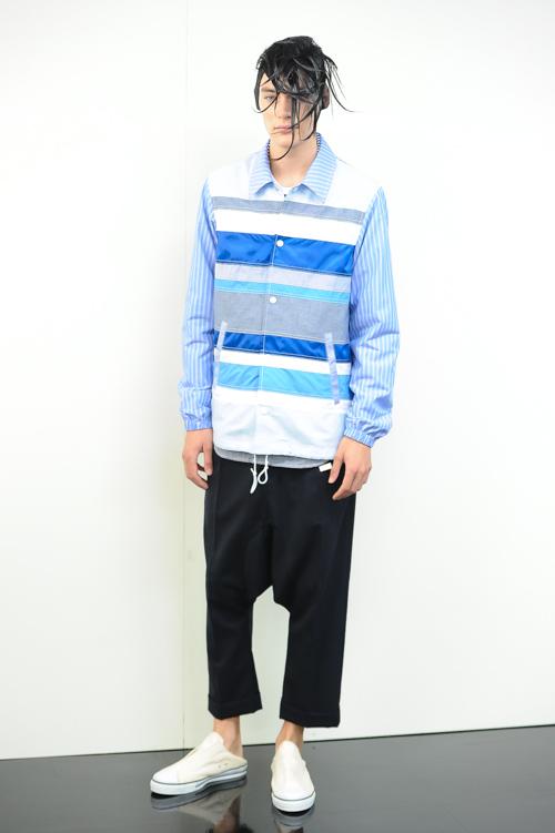 Jaco Van Den Hoven3385_SS14 Tokyo GANRYU(Fashion Press)