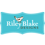 Riley Blake Button